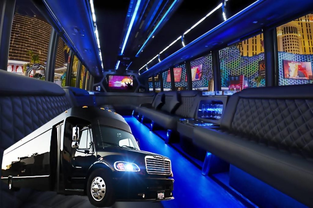 The small bus - Airport Transfer in Style